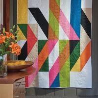 Echoed Arrows Quilt Pattern
