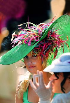 I so need this for Fancy Nancy's next costume...LOVE IT!   royal ascot 2012