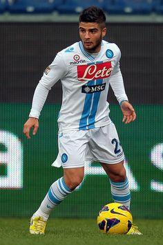 ~ Lorenzo Insigne on Napoli ~
