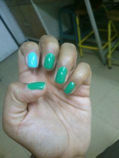 Verdes. Bissu-turquesa y jade
