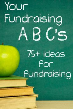 UltimateDonations.org - Over 75 Unique Fundraising Ideas from A-Z and They're Not Just for Schools!!