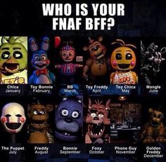 Toy Freddy. Funny thing is, my favorite character is Freddy, the original one!