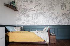 Une maison 1900 remise au goût du jour | Madame Décore Bedroom Vintage, Baby Bedroom, Bel Air, Kids Room, New Homes, Architecture, Madame, Interior, Inspiration