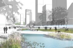 Transit Oriented City – Dongtan Central Business Master Plan (4)