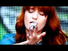 """Florence & The Machine    """"You've got the love""""  Live at Chime For Change"""