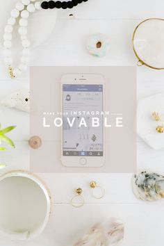 Make you Instagram feed more Lovable | Fall For DIY