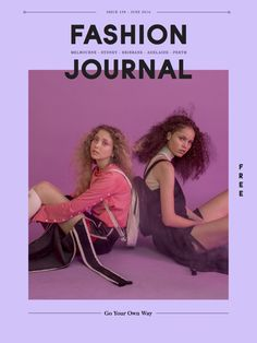 Fashion Journal issue 158   Go Your Own Way