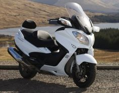 2015 Suzuki Burgman 650 Executive