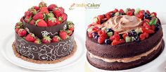 Holidays make us realize just how important family, friends and Cakes are. So Celebrate weekend with Delicious Cakes.  Order here - http://indiacakes.com/