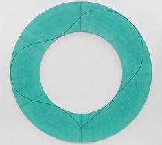 circles....robert mangold.
