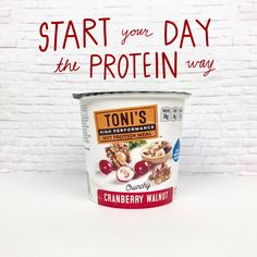 18 grams of protein AND ready in two minutes? Sign me up!   25% off 5-meal grab and go Sampler https://tonijulian.com/product/5-meal-sampler-pack/