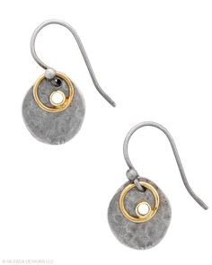 silpada earrings...these were my favorite! Unfortunately, I lost them and can't seem to find another pair to purchase! Retired, I think.