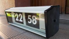 Zegar PRAGOTRON KLAPKOWY kolejowy PKP dworcowy - 7358066167 - oficjalne archiwum allegro Flip Clock, Tips, Home Decor, Decoration Home, Room Decor, Home Interior Design, Home Decoration, Interior Design, Counseling