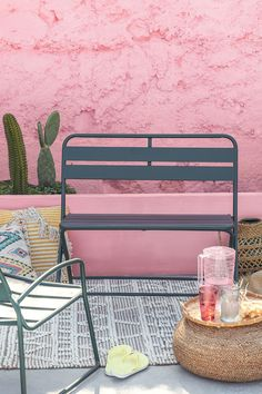 Banc Pliable Janti - SKLUM Outdoor Sofa, Outdoor Furniture, Outdoor Decor, Intelligent Design, Betta, Storage Spaces, Small Spaces, Simple, Products