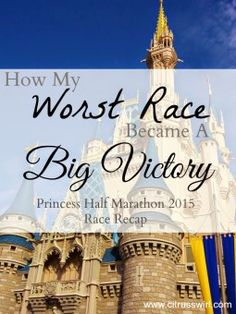 A Run Disney race re