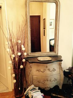Extreme make over with Autentico chalk paint nutmeg