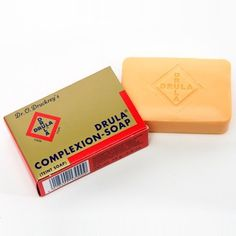 Drula Complexion Beauty Soap  Skin Purifying Cleanser * Details can be found by clicking on the image.