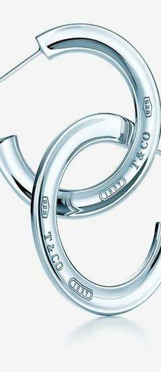 Tiffany hoops ♥✤ | KeepSmiling | BeStayClassy