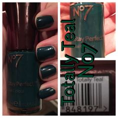 Totally Teal - No7