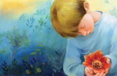 illustrator Polona Lovsin-boy