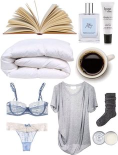 Give me rainy days filled with books, tea, and a cozy blanket