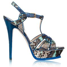 YSL Tribute 105 sandal $1,495
