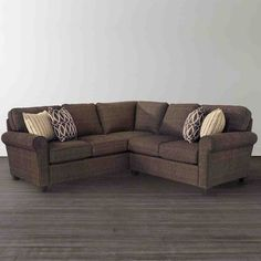 Your l shaped couch can be the biggest and most important piece of furniture in your living or family room. A sofa section, with its multiple pieces Couch And Loveseat, Couch Set, Sectional Sofa, Sofa Design, Furniture Design, Second Hand Sofas, Patterned Furniture, L Shaped Couch, Quality Sofas