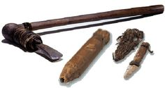 T2: Here's what Ötzi the Iceman used to survive until, of course, he was killed.