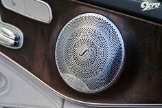 Porsche cayenne burmester audio system 16 speakers 1 000 for Mercedes benz factory speakers