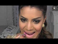 Diários de Maquiagem Contém1g - Look Festa por Camila Coelho