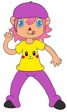 my Animal Crossing Hana