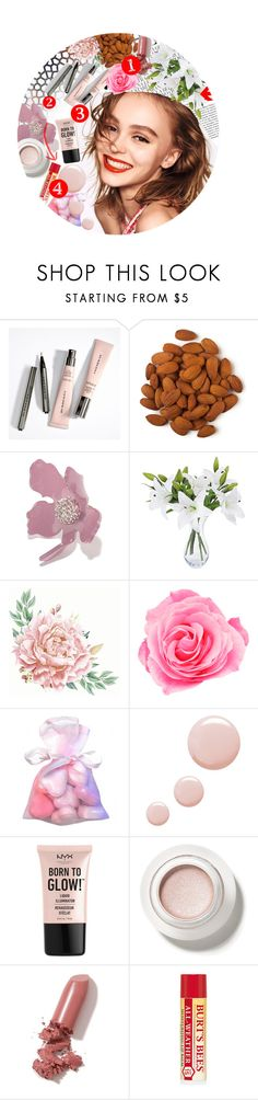 """""""LilyRose Depp"""" by rikadigimon13 ❤ liked on Polyvore featuring Chanel, Whiteley, Lele Sadoughi, Topshop, NYX, LAQA & Co., rose, Lily, depp and lilyrosedepp"""