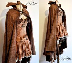 costume Puss in boots steampunk My Oppa Creation shop: www.myoppa.fr/tenues-défi… facebook My Oppa: www.facebook.com/myoppa.creations