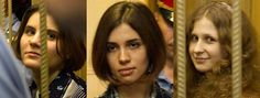 In October 2012, Maria Alekhina and Nadezhda Tolokonnikova were sentenced to two years in prison, and sent to labour colonies. Ekaterina Samutsevich was given a suspended sentence and released from prison.    As the court prepares to consider Maria Alekhina's appeal, please ask that she and Nadezhda Tolokonnikova are released immediately.