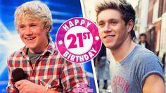 Happy 21st birthday Niall!
