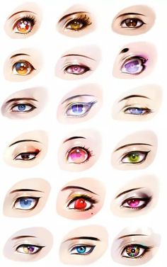 Eyes Reference Manga DrawingManga ArtDrawing