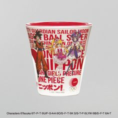 2020 TOKYO OLYMPIC Anime Character Series A Melamine Cup Official NEW JAPAN F/S #Tokyoolympics