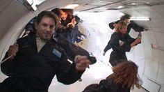 Zero Gravity Flight - Weightlessness