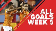 #MLS  Catch all the goals from Week 5 of the 2017 MLS regular season