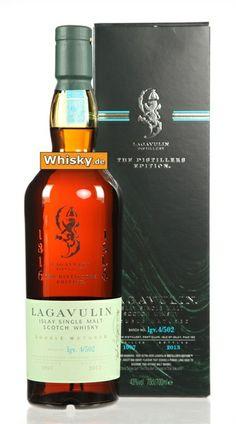Lagavulin Distillers Edition 1997-2013 (2014 Whisky XL Toeter)