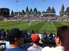 Buck Shaw Stadium, Santa Clara, CA 2008-2014 San Jose Earthquakes Santa Clara University's Buck Shaw Stadium was the primary venue for Earthquakes home games from 2008-2014. The stadium address is: 500 El Camino Real, Santa Clara 95050 Beginning in 2015 the Earthquakes will play in Avaya Stadium.