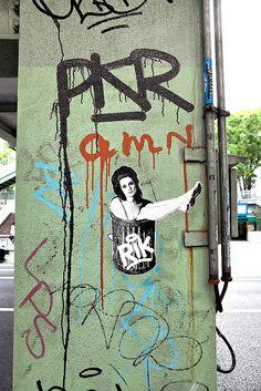RIK Stickers in Tokyo | Flickr: Intercambio de fotos