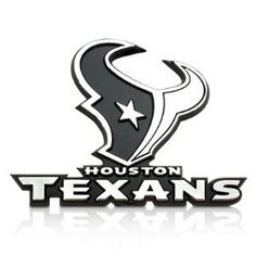 NFL Houston Texans 3d Chrome Car Emblem by NFL Football price today $9.75 & eligible for FREE Super Saver Shipping find more items like this at www.ddsgiftshop.com