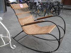 Marktplaats.nl > mooie retro schommelstoel van de 60's - Tuin en Terras - Tuinmeubelen