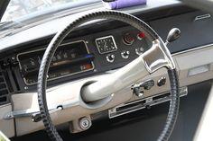 Citroën DS Dark Blue | black/ivory dashboard