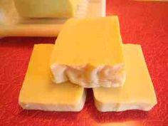 recipe for homemade soap