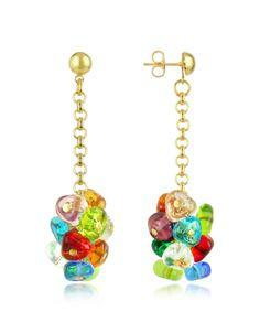 63.75 EUR Rubik earrings multicolor