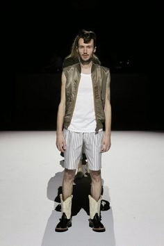 Patchy Cake Eater Spring/Summer 2015 - Mercedes-Benz Fashion Week Tokyo
