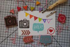 stamps #diy