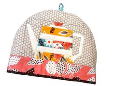 Teapot Fancy Cozy by Kerry Green